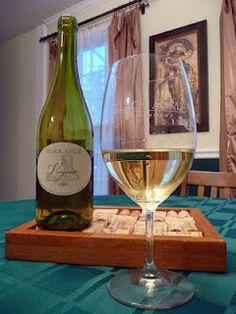 Blog post about Black Ankle Vineyards' Viognier