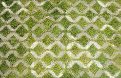 Baixar - Grama verde, com passagem de pedra no parque — Imagem de Stock #26298947