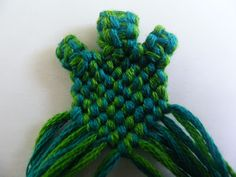 tortuga macrame--Its in Spanish but I will make this