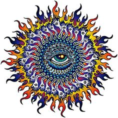 #sun, #psychedelic, #sunsperm, #life, #eternal, #mosaic, #spiral, #eye, #allseeingeye, #dmt, #acidtrip, #burning, #fire, #surreal, #cosmicsun
