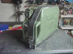 Any custom Jerry can mounts? Accessoires 4x4, 4x4 Accessories, Motorcycle Trailer, Off Road Trailer, Truck Mods, Jeep Wagoneer, Nissan Xterra, Jeep Cherokee Xj, Jerry Can