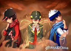 "Kirata Zochita di Instagram ""*throwing onions* . . . . . . . . . . . . . . . . . . . . . . . . . . . . #boboiboyhalilintar #boboiboytaufan #boboiboygempa #boboiboy…"" The Way You Are, Just For Fun, Boboiboy Anime, Boboiboy Galaxy, Drama Korea, Naruto Uzumaki, Bts Wallpaper, Animation, Fan Art"
