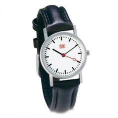 Damen Armbanduhr Deutsch Bahn Watch