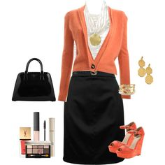 """Working TIme"" by monicaprates on Polyvore"