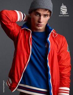 , Bomber Jacket, Athletic, Jackets, Fashion, Down Jackets, Moda, Athlete, Fashion Styles, Deporte