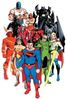 """ The Multiversity (DC Comics) * - Kingdom Come by Yildiray Cinar and Earth X - - Bizzaro by Declan Shalvey, colours by Jordie Bellaire Wonderus Man, Aquawoman, Batwoman, and Superwoman by Emanuela. Justice League Comics, Dc Comics Superheroes, Dc Comics Characters, Arte Dc Comics, Character Modeling, Comic Character, Gi Joe, Batman Wonder Woman, Superman Art"