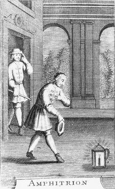 Molière, Amphitryon : Sosie