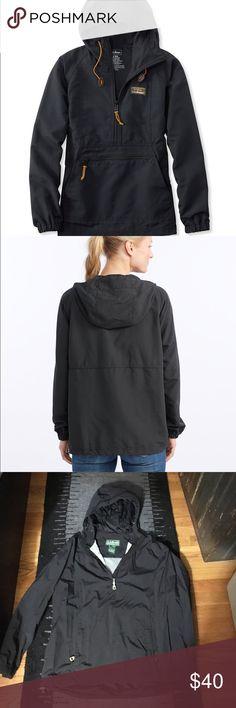 Spotted while shopping on Poshmark: LL Bean Mountain Classic Anorak medium! #poshmark #fashion #shopping #style #LL Bean #Jackets & Blazers