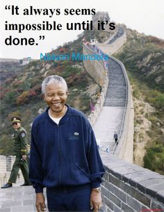Mandela, source d'inspiration pour les opposants chinois African National Congress, Nelson Mandela Quotes, First Black President, Human Rights Activists, Still I Rise, Black Art Pictures, Black Presidents, Black History Facts, Great Leaders
