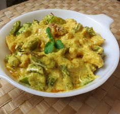 Mix vegetables cooked in a rich and creamy sauce-an Indian mughlai delicacy
