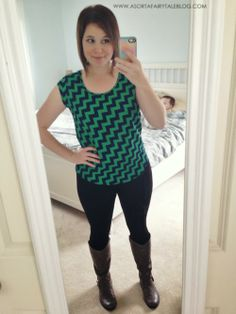 A Sorta Fairytale: Stitch Fix #9 - They are listening!!