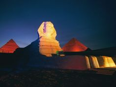 The Great Sphinx - Travel and Tour Packages http://www.maydoumtravel.com/egypt-classic-tours-and-travel-packages/4/1/16