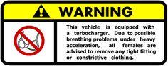 Turbo Warning
