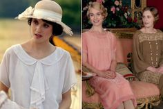 The 9 best looks from the 'Downton Abbey' season4 finale