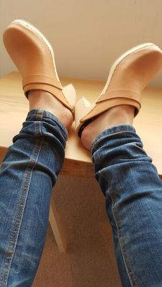 Swedish Hasbeens, Wooden Clogs, Heeled Mules, Essentials, Pairs, Sandals, My Style, Heels, How To Wear