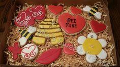 Valentines cookies 2014