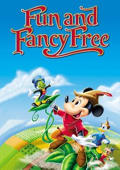 Family Film: Disney's Fun and Fancy Free Barrington, Rhode Island  #Kids #Events