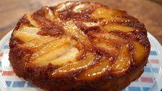 Pear cake (by Tim Mälzer)