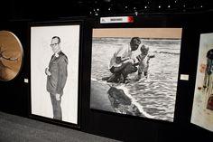 Left: 'White Wedding' by Jordan Barnes // Right: 'The Beach' by Jordan Barnes