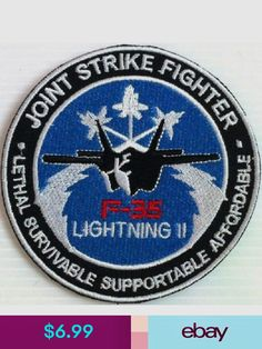 Navy Collectibles Party Logo, Us Air Force, Lightning, Patches, Navy, Hale Navy, Old Navy, Lighting, Navy Blue