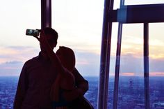 The perfect place to propose...  www.theviewfromtheshard.com