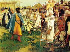 400-летние циклы в истории народов