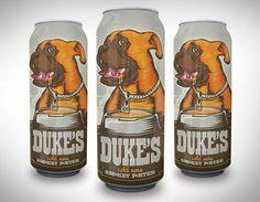 Duke's Cold Nose Smokey Porter