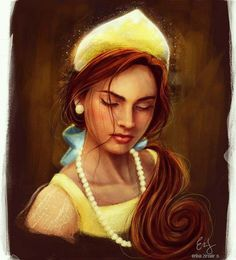 #Repost @disneywordmylove with @instatoolsapp ・・・ Anastasia portrait...by @glimpen_art 😍😍 #DISNEYWORDMYLOVE