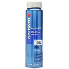 Goldwell Colorance Demi Color Coloration (Can) 10BG Beige Gold * Details can be found by clicking on the image. (This is an affiliate link and I receive a commission for the sales) #HairColor