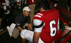 #STH is one of no more than five high schools in the Greater Houston area and the only private school selected to participate in the national Sports Fueling Project. The joint venture teaming the Academy of Nutrition and Dietetics with Gatorade allows Eagle student-athletes to have weekly access to a Registered Dietitian Nutritionist (RDN). Visit sths.org.  #txhsfb
