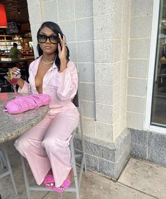 Boujee Outfits, Dressy Outfits, Fall Outfits, Fashion Outfits, Womens Fashion, Fashion Killa, Fashion Addict, Bougie Black Girl, Brunch Outfit
