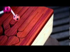 WoodPack Tongue Drum on the street 1 - YouTube