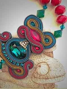 Jewel tones: Why we love the trend! Gem stones colors like garnet, ruby…