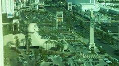 Panoramic view of Las Vegas