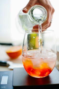 Aperol Spritz - Prosecco, Gin, Soda Water, Citrus.