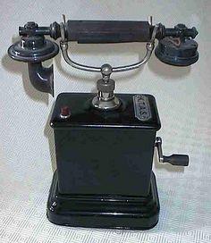 Téléphone Ericsson de 1895