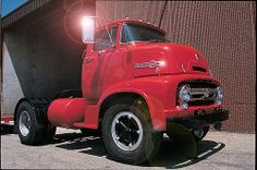 Flickriver: Most interesting photos from Ford Big Job Trucks pool