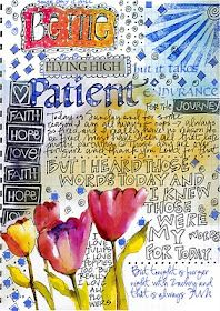 Art du Jour by Martha Lever: Patient Endurance for today
