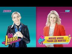 Soy Luna - Who is Who? Chiara vs. Yam - YouTube