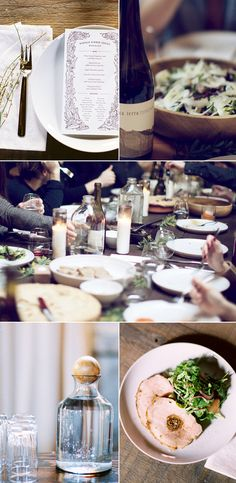Tasty Tuesday {Recipe for Dinner Party Success} | Apartment34 | Entertaining