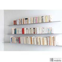 277 euros 1.6 m - Etagère pour livres en acier inox