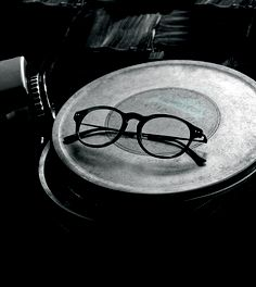 GIORGIO ARMANI FRAMES OF LIFE 2013 - CARLOS The aspiring filmmaker's glasses mirror his strong, distinctive style and help bring his creative vision into focus. Check out http://www.framesoflife.com to find a pair of glasses that fits your style.