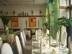 Vollwertrestaurant Lebenbauer. Gehoben / fine dining, auch vegan. Wien Food Places, Restaurant, Candles, Vienna, Baby Changing Tables, Life, Diner Restaurant, Candy, Restaurants