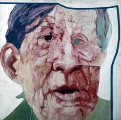 W.H. Auden by Sam Walsh    One of his favourite authors.    Posted by Luke Temple Walsh