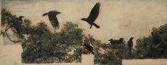 Catherine Eaton Skinner--bird art that makes my heart sing.