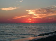 Sanibel beach by the lighthouse and at sunset; tough to improve on