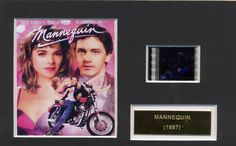 mannequin  movie | sku 593 mannequin film cell mounted guaranteed to contain one