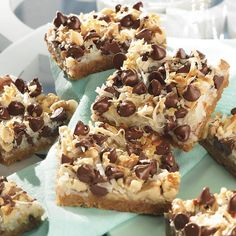 Magic Cookie Bars from Eagle Brand® Sweetened Condensed Milk