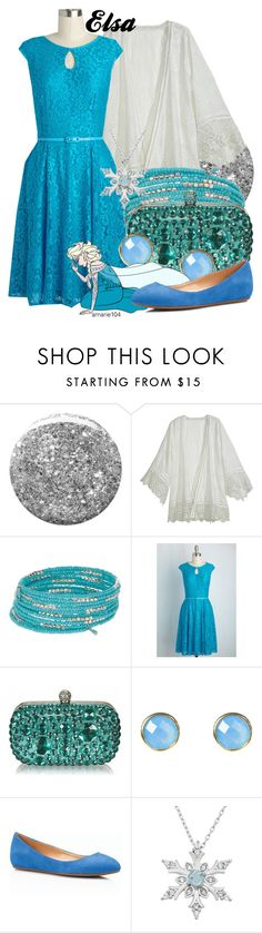 """""""Elsa"""" by amarie104 ❤ liked on Polyvore featuring Burberry, Calypso St. Barth, Miss Selfridge, Latelita and Talbots"""