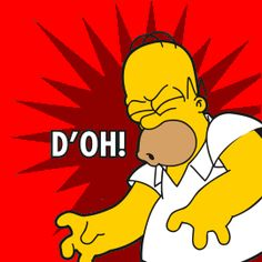One day when I grow up I wanna be just like Homer Simpson :)